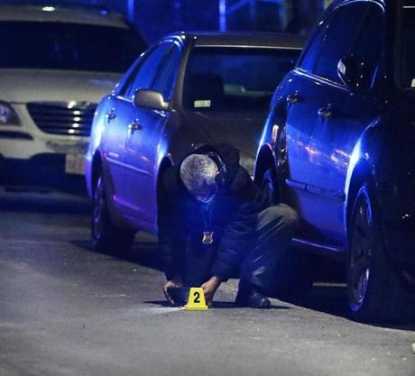 5-year-old boy wounded in Roxbury drive-by shooting